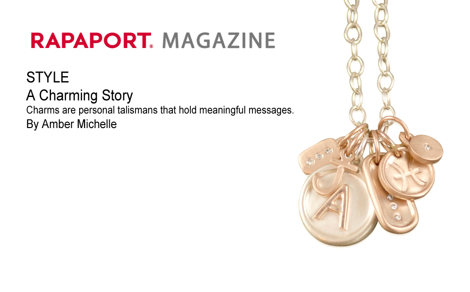 Rapaport Magazine A Charming Story